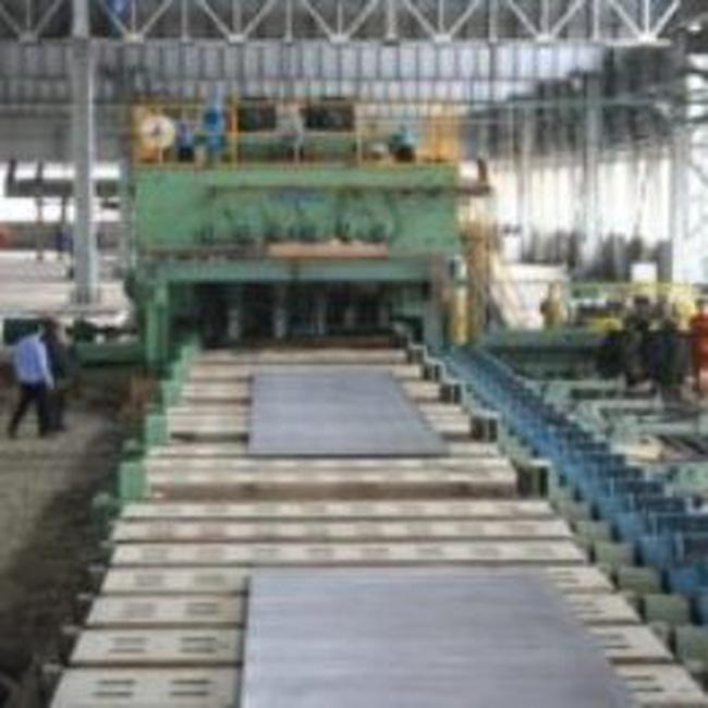 Chưa xem xét nâng công suất Nhà máy cán thép nóng Cái Lân