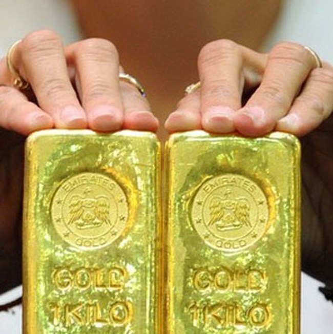 Giá vàng chốt ngày giao dịch trên 36,6 triệu đồng/lượng.
