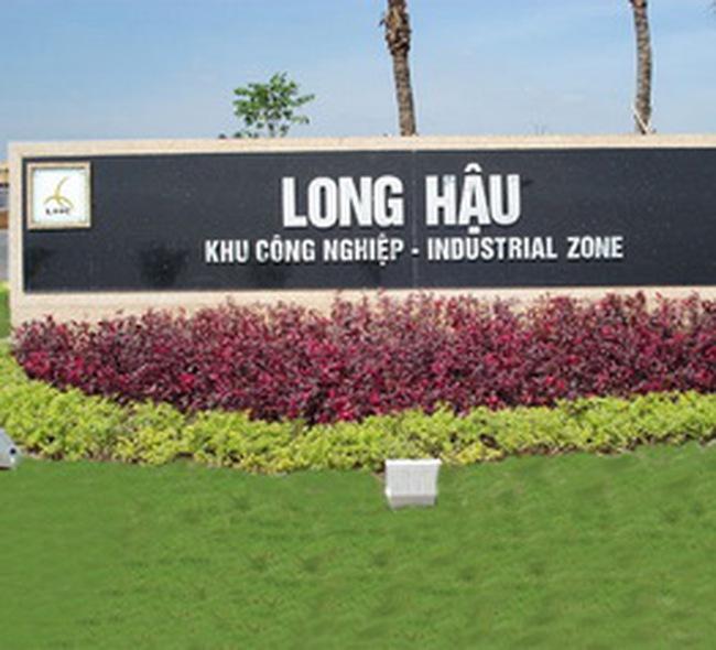 LHG: Nhận giấy chứng nhận Quyền sử dụng đất cho dự án Khu dân cư Long Hậu