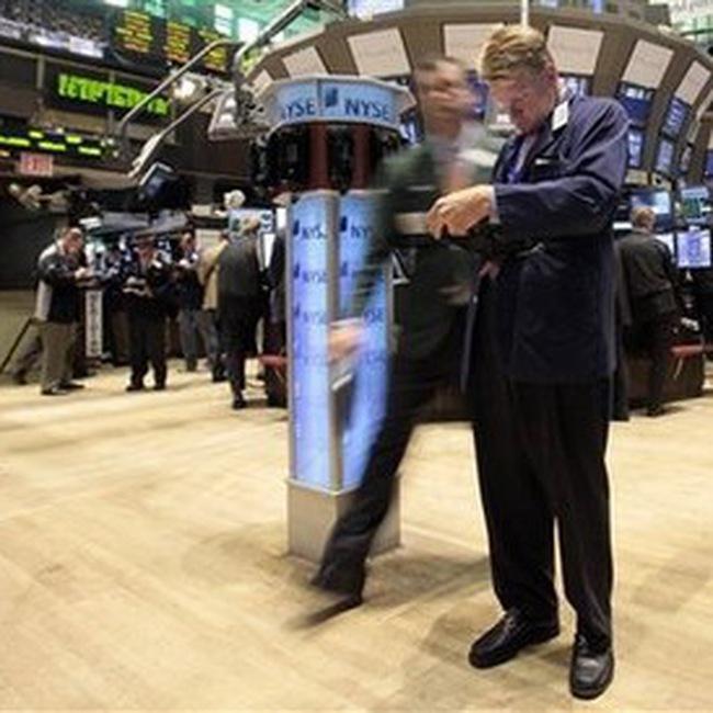 Dow Jones vượt 11.350 điểm