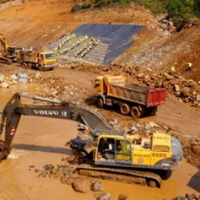 Pháp tài trợ 100 triệu USD cho Thủy điện Huội Quảng