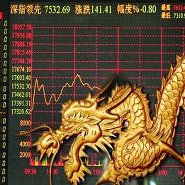 Moody nâng hạng tín dụng của Trung Quốc