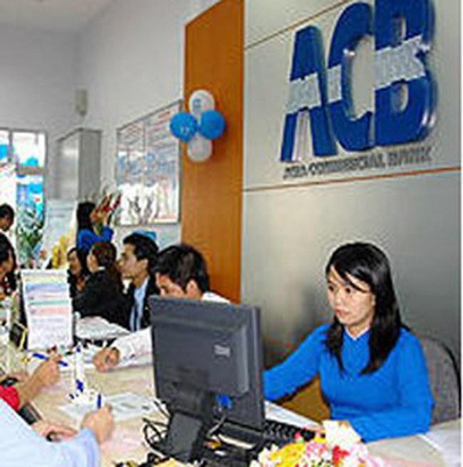 ACB được chấp thuận tăng vốn lên gần 9.377 tỷ đồng