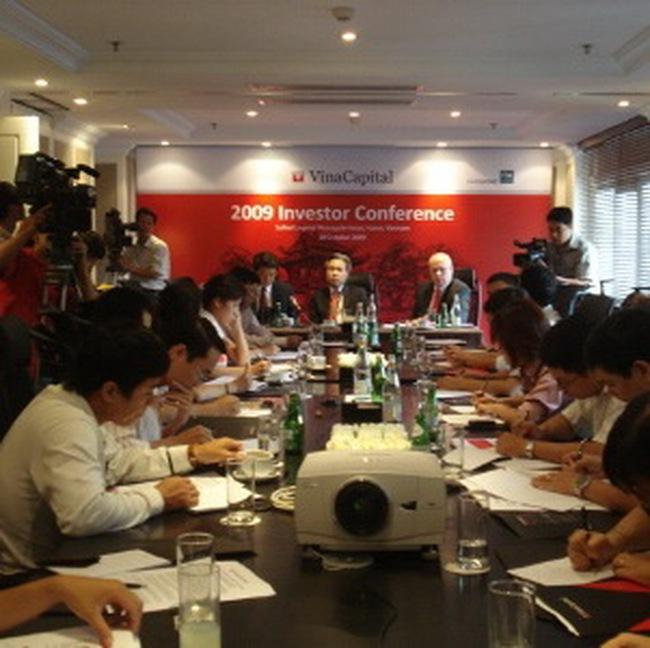 VinaCapital có kế hoạch thành lập 2 quỹ mới trong năm 2011