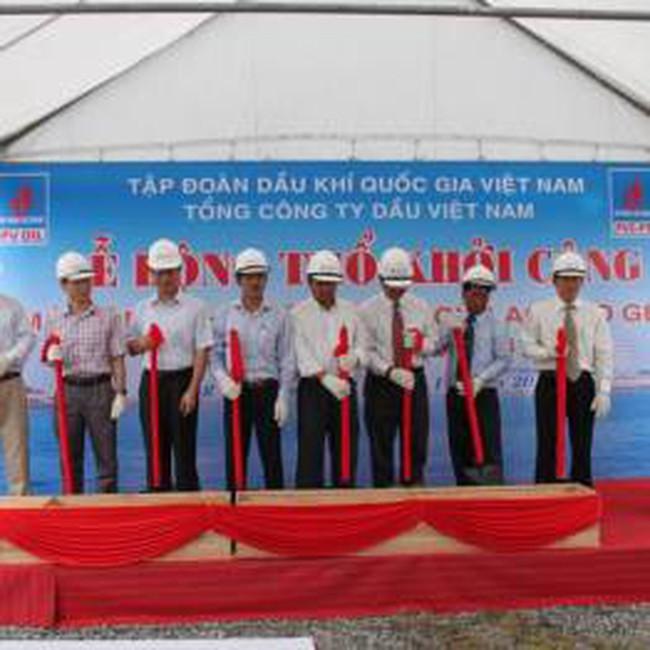 PXT: Khởi công Dự án mở rộng Tổng kho xăng dầu Cù Lao Tào giai đoạn 2