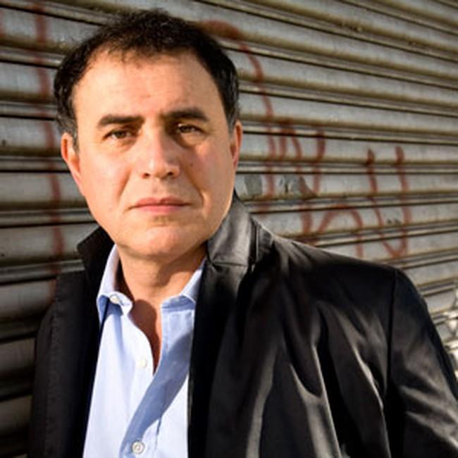 Nouriel Roubini: Nước Mỹ đương đầu với giảm phát và suy thoái kép
