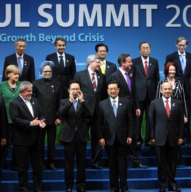 G20 đồng thuận về thiết lập hệ thống cảnh báo sớm khủng hoảng
