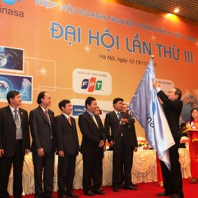 Doanh thu phần mềm Việt Nam tăng 40 lần trong 10 năm
