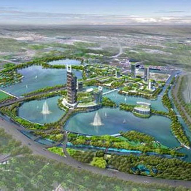 5,2 ha đất công viên Yên Sở từ đất cây xanh sang đất nhà ở