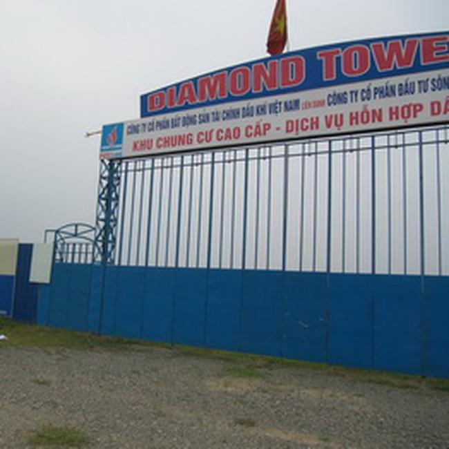 PVFC Land bán dự án Diamond Tower cho IMICO