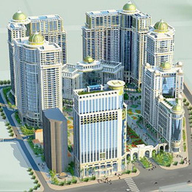 Đã có hơn 140.000m<sup>2</sup> sàn TTTM tại Royal City được đăng ký thuê