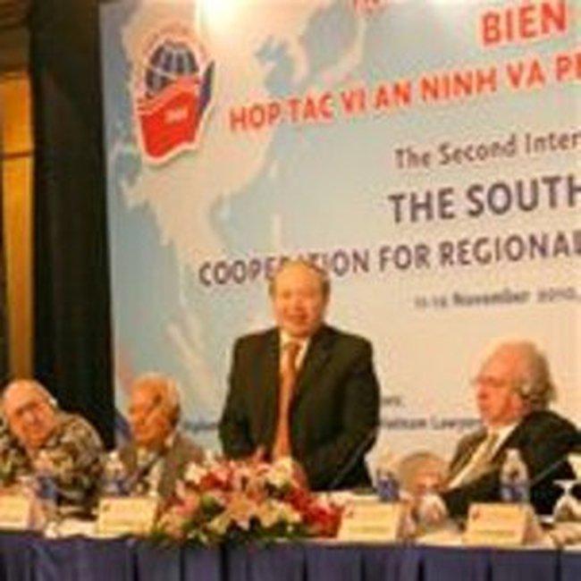 Hội thảo Biển Đông: Đề xuất các ý tưởng hợp tác