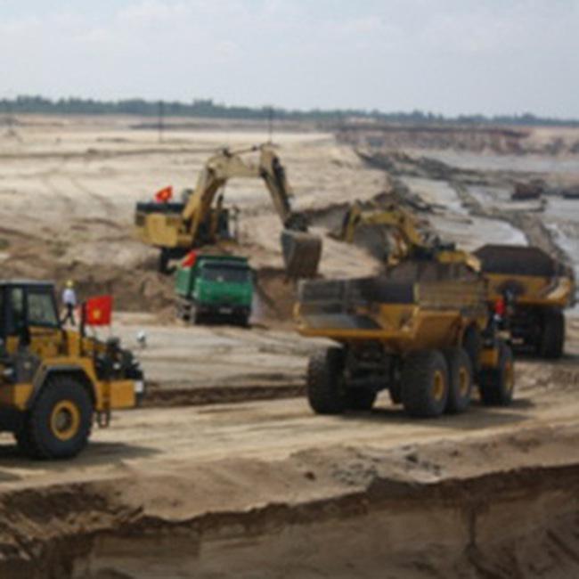Khai thác sắt Thạch Khê: Thách thức lớn về công nghệ