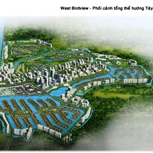CTD: Trúng thầu thi công dự án Rừng Cọ - Ecopark