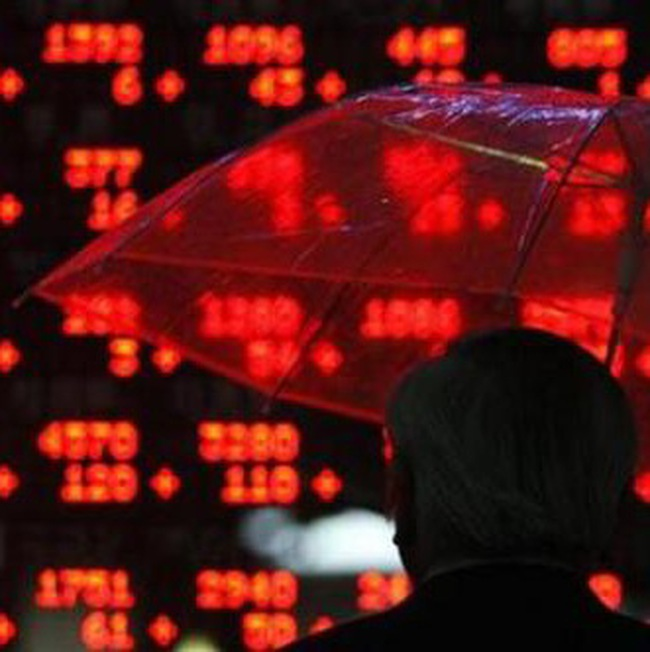 TTCK Trung Quốc trượt 4%