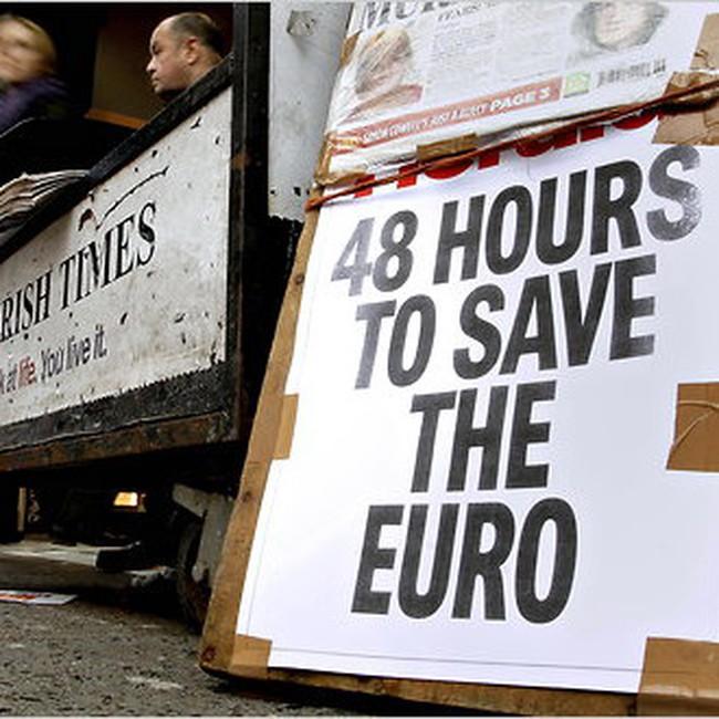 Châu Âu có thể phải giải cứu Ireland, Bồ Đào Nha và Tây Ban Nha