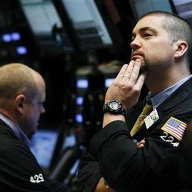Dow Jones đuối sức cuối phiên