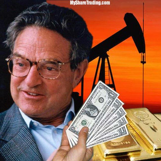 George Soros: Quyền lực kinh tế đang chuyển từ Mỹ sang Trung Quốc