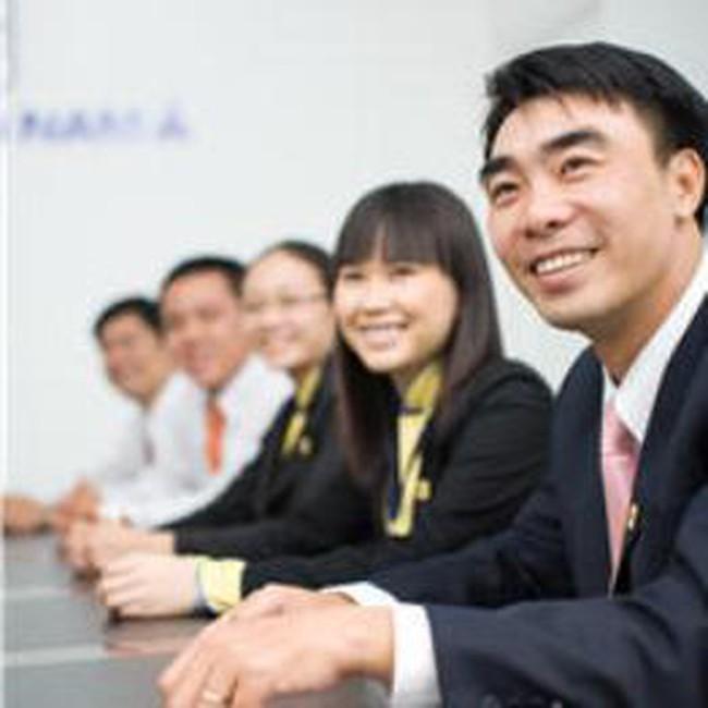 Ngân hàng Nam Á phát hành 100 triệu cổ phiếu tăng vốn điều lệ