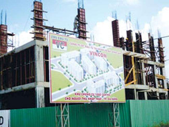 Nguy cơ phá sản dự án nhà giá rẻ