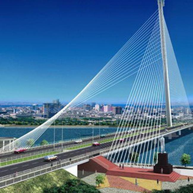 Xây cầu đường Bình Tiên theo hình thức BT