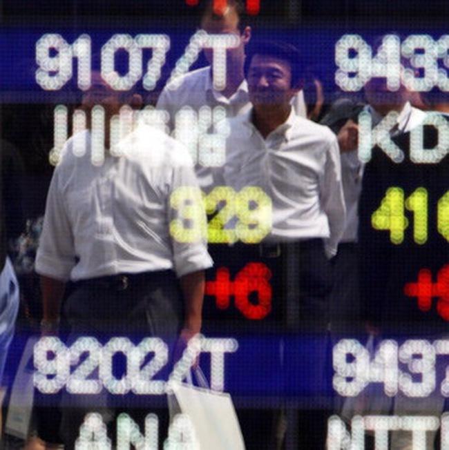 Nikkei 225 vượt mức 10 nghìn điểm