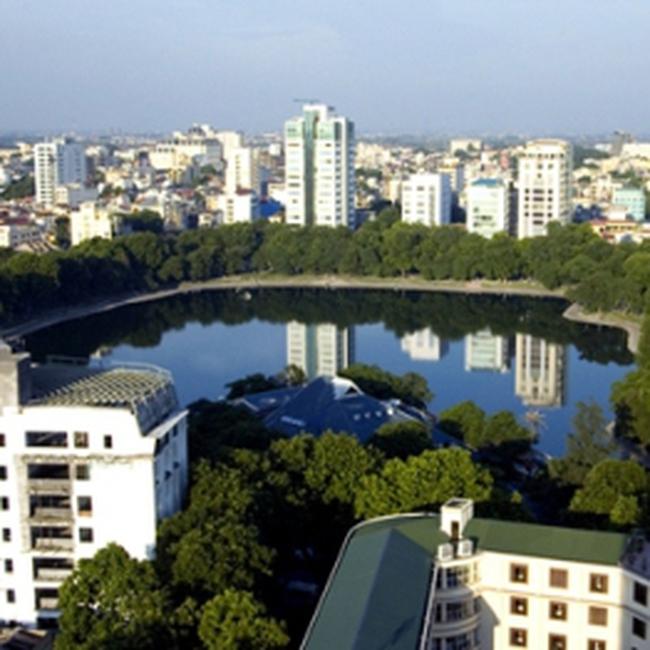 Ma trận giá nhà đất phía Tây Hà Nội