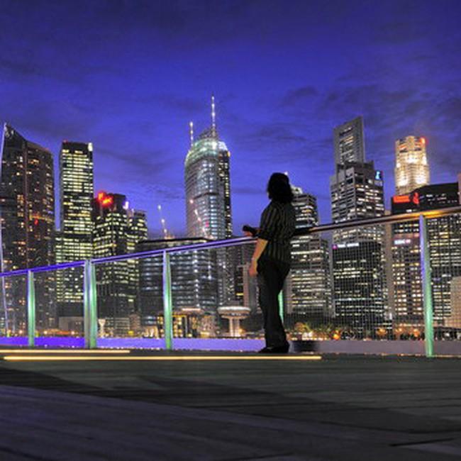Kinh tế Singapore năm 2010 tăng trưởng kỷ lục