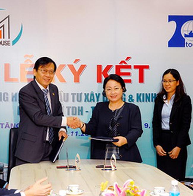 TDH và TOCONTAP bắt tay đầu tư Dự án Khu nhà ở TDH-TOCONTAP