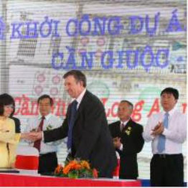 Khởi công kho LPG lạnh lớn nhất Việt Nam