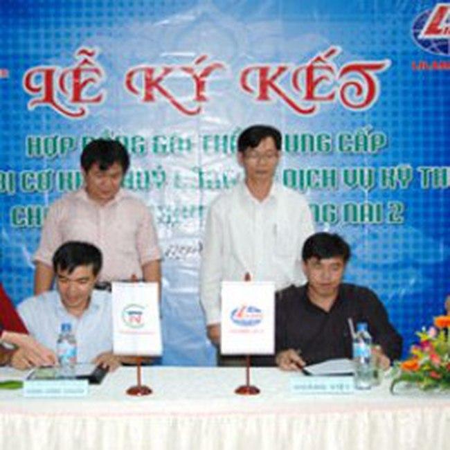L43: Ký hợp đồng cung cấp thiết bị dự án thủy điện Đồng Nai trị giá 126 tỷ đồng