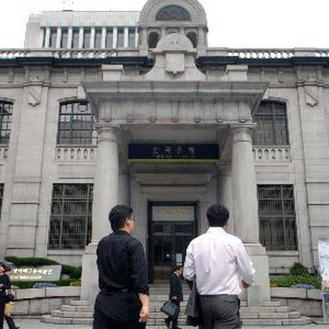 """Hàn Quốc tăng thuế mạnh để chặn dòng vốn """"nóng"""""""