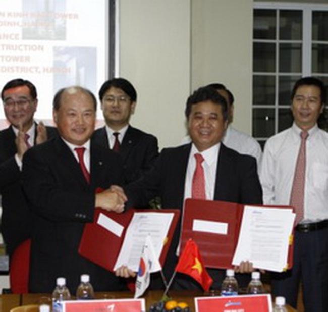 KBC: Kumho Asiana được chỉ định thầu dự án Kinh Bắc Tower