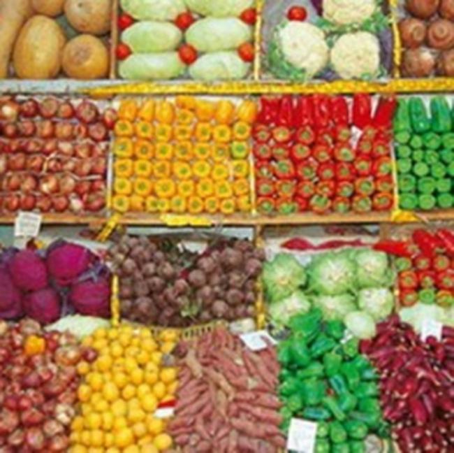 Các nhà máy chế biến rau, củ, trái cây chỉ đạt 50% công suất