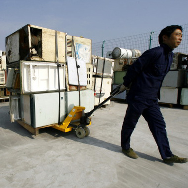 Cảnh báo về việc Trung Quốc quá phụ thuộc vào xuất khẩu