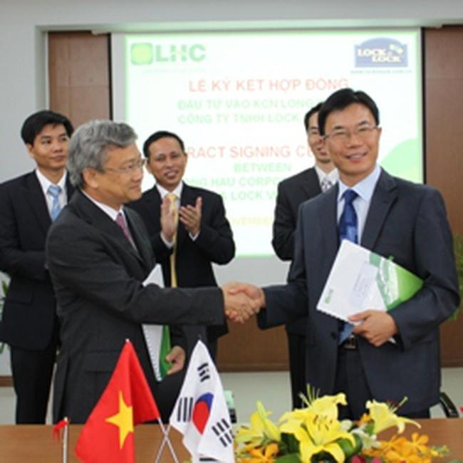 LHG: Lock&Lock Vina đầu tư vào KCN Long Hậu