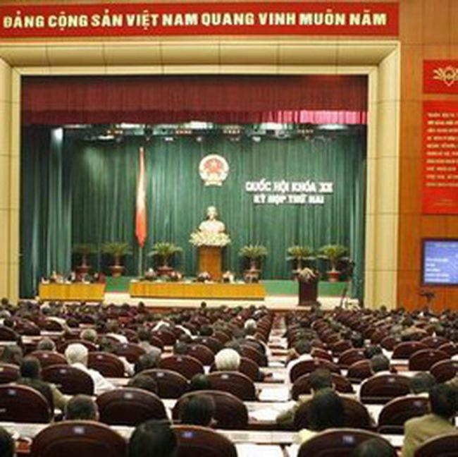Quốc hội thảo luận dự án Luật Kiểm toán độc lập