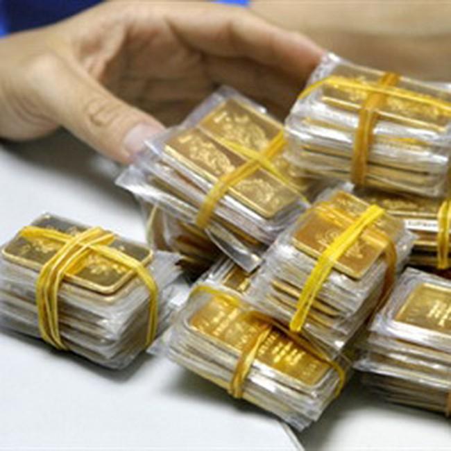 Từ đầu tháng 11 đến nay, giá vàng đã tăng 2,15 triệu đồng/lượng
