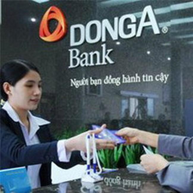DongA Bank: 23/11 chốt quyền mua cổ phiếu tỷ lệ 34:11