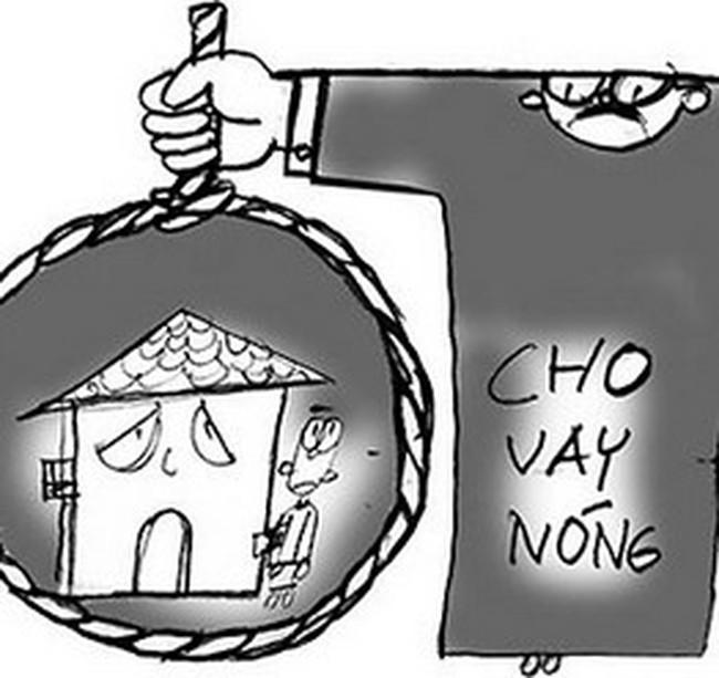 Vay nóng ở chợ: Lãi suất gắn với giá vàng