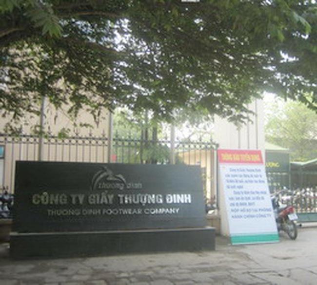 Khởi động di dời Công ty Giầy Thượng Đình để xây Tổ hợp nhà ở cao cấp