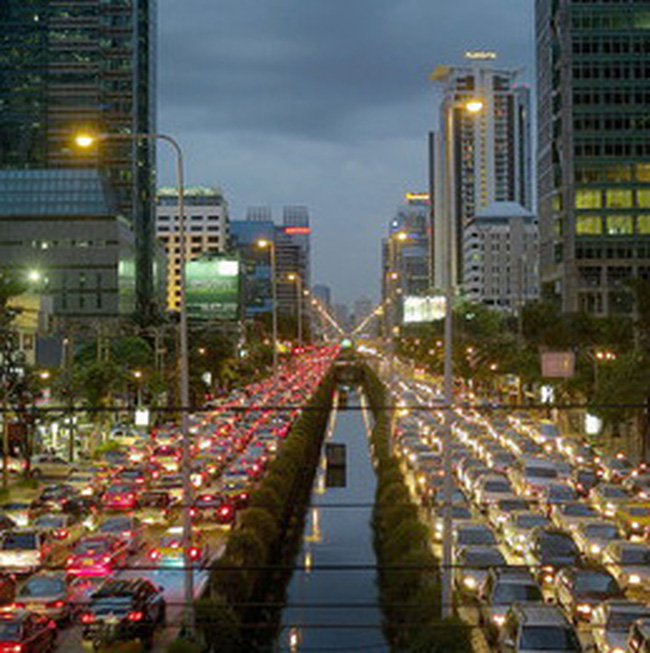 Kinh tế Thái Lan quý 3/2010 tăng trưởng chậm lại