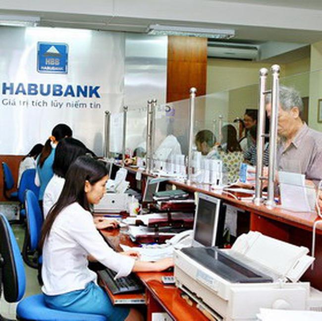 Habubank chào sàn dưới mệnh giá