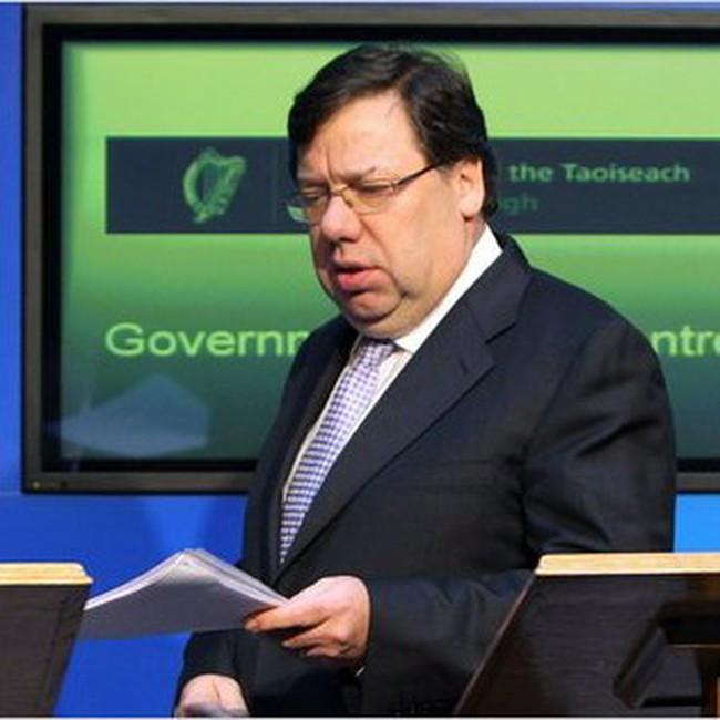 Thủ tướng Ireland tuyên bố sẽ từ chức và giải tán chính phủ trong tháng 12/2010