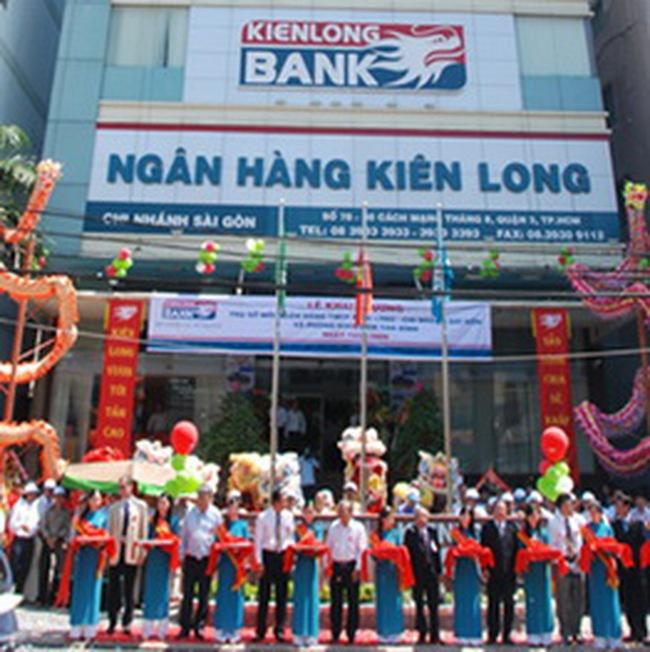 Kienlong Bank: Từ 23/11 tăng hầu hết các kỳ hạn lên trên 13%/năm