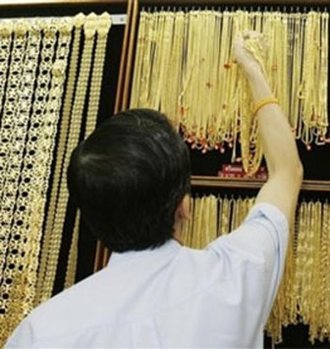 Vàng, đô la và lạm phát
