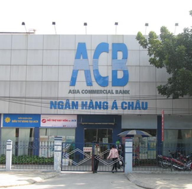 ACB: Phát hành 3.000 tỷ VND trái phiếu đáo hạn năm 2020