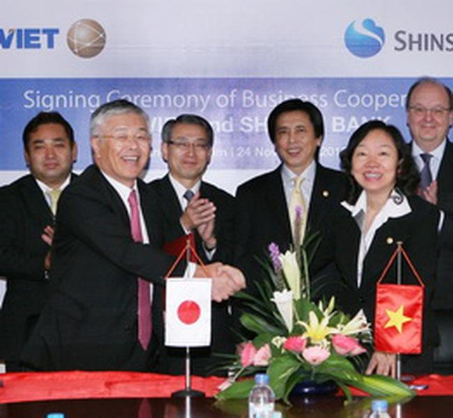 BVH: Ký thỏa thuận hợp tác với Ngân hàng Shinsei của Nhật Bản