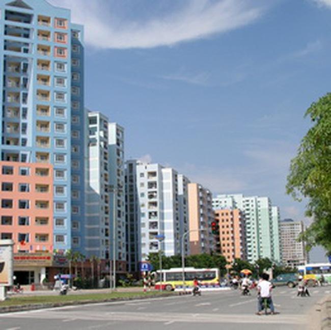 Giá chung cư sẽ dần ổn định