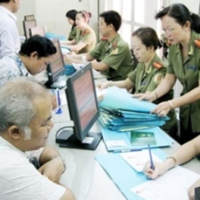 Năm 2011 - 2012, sẽ phát hành hộ chiếu điện tử trong nước